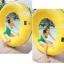 พร้อมส่ง ชุดว่ายน้ำวันพีซ Monokini สายเสื้อเดี่ยว แต่งระบายด้านหน้า หลังเว้าลึก น่ารักสไตล์เกาหลี thumbnail 36