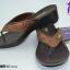 รองเท้าเดอบลูdebul รุ่นL3607 สีน้ำตาล เบอร์ 36-41 thumbnail 2