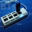 4 Port HUB Switch Hi-speed USB 2.0 thumbnail 3