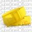 เข็มขัดซิลิโคน Candy Color Belt : สีเหลือง thumbnail 1