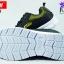 รองเท้าผ้าใบ BAOJI บาโอจิ รุ่น DK99371 สี เทาเหลือง เบอร์ 41-45 thumbnail 4
