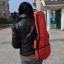 กระเป๋า อูคูเลเล่ Ukulele Bag Minsine บุฟองน้ำ ไซส์ Concet ,Tenor คละสีสดใส thumbnail 13