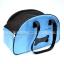 กระเป๋าสะพายน้องหมาลายกระดูกสีฟ้าเข้มไซด์ M thumbnail 1
