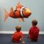 Air Swimmer - Flying Nemo Fish ปลานีโม่บอลลูน พร้อมรีโมทไม่รวมก๊าซฮีเลียม thumbnail 3