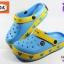 รองเท้าหัวปิด ADDA Mickey Mouse แอดด๊ามิกกี้เมาส์ รหัส 52705 สีฟ้า เบอร์ 4-6 thumbnail 3