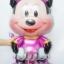 ลูกโป่งฟลอย์ตัวการ์ตูน Minnie Mouse (ใหญ่) - Minnie Mouse Foil Balloon / Item No. TL-A113 thumbnail 2
