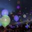 ลูกโป่ง LED สีส้ม แพ็ค 5 ชิ้น ไฟกระพริบ Blink mode (Orange Color Balloons - LED Blink Mode) thumbnail 15