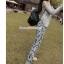 กางเกงผ้าคอตตอนขาวยาว ลาย BOHEMIAN สีดำ : SIZE M รหัส PN181 thumbnail 4