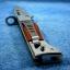 มีดพับ มีดสปริง ขนาดใหญ่ ทรง ดาบปลายปืน อาก้า AK-47 CCCP (RUSSIA) thumbnail 3