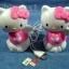 ลำโพงสำหรับคอมพิวเตอร์ Hello Kitty 88 dB รุ่น 838 thumbnail 1