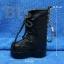 ไฟแช็ครองเท้าบูทสีดำ มีไฟฉาย thumbnail 5