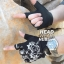 ถุงมือ ML01 - Black - Free size thumbnail 5