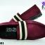 รองเท้า BINSIN รุ่นKM2001 สีเลือดหมู เบอร์ 40-44 thumbnail 4