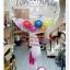 """ลูกโป่งพลาสติกใส ทรงกลมแบน ไซส์ 36 นิ้ว - Clear PVC Balloons 36""""/ Item No. TL-G047 (ไม่รวมลูกโป่งด้านใน) thumbnail 4"""