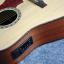 กีต้าร์โปร่ง ไฟฟ้า Guitar KaSound Top Solid Spruce thumbnail 7