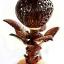 โคมไฟกะลามะพร้าวรูปดอกฝิ่นOpium Flower Coconut Shell Lamp thumbnail 2