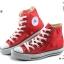 รองเท้าผ้าใบ Converse All star hi red (รุ่นคลาสสิค) thumbnail 3