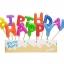 เทียนวันเกิดตัวอักษร Happy Birthday/ Item No.TL-N001 thumbnail 10