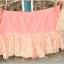 พร้อมส่ง ชุดว่ายน้ำกางเกงกระโปรง เซ็ต 3 ชิ้น สีส้มโอรส (บรา+กางเกงกระโปรง+เสื้อคลุมผ้าลูกไม้) thumbnail 15