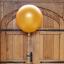 """ลูกโป่งกลมจัมโบ้ไซส์ใหญ่ 30""""Latex Balloon RB Gold สีทอง/ Item No.TQ-38422 แบรนด์ Qualatex thumbnail 4"""