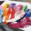 """ลูกโป่งกลมพิมพ์ลาย Happy New Year ไซส์ 12 นิ้ว แพ็คละ 4 ใบ (Round Balloons 12"""" - Happy New Year Printing latex balloons) thumbnail 3"""