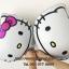 ลูกโป่งฟลอย์ หน้า Hello Kitty ไซส์เล็ก46 X 46 cm - Hello Kitty Face size 46 X 46 cm cm Foil Balloon / TL-A093 thumbnail 2