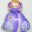 ลูกโป่งฟลอย์การ์ตูน เจ้าหญิงโซเฟีย - Sofia Princess Foil Balloon / Item No. TL-A069 thumbnail 5