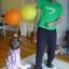 ลูกบอลเด้ง พิมพ์ลาย คละไซส์ คละสี แพ็ค 5 ใบ - Punch Ball Printing Mixed Size & Color Pack 5 thumbnail 2