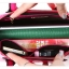 กระเป๋าแฟชั่นเกาหลี แบรนด์ Axixi หนัง PU เงา สีชมพูบานเย็น thumbnail 8