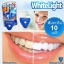 White Light ชุดฟอกสีฟันขาว ด้วยแสง ทำเองได้ที่บ้าน ตัวช่วยให้ฟันคุณขาวสวย ยิ้มได้อย่างมั่นใจ ด้วยชุด ฟอกฟันขาว ด้วยแสง เห็นผลจริงใน 10 นาที thumbnail 1