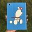 ** พร้อมส่งค่ะ ** เคส iPad Air 2 ลายโดเรมอน สีฟ้า thumbnail 2