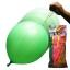 ลูกบอลเด้ง พิมพ์ลาย คละไซส์ คละสี แพ็ค 5 ใบ - Punch Ball Printing Mixed Size & Color Pack 5 thumbnail 1