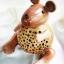 โคมไฟกะลามะพร้าวหนู Coconut Shell Lamp Mouse thumbnail 1
