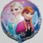 ลูกโป่งฟลอย์การ์ตูน เจ้าหญิงโฟรสเซนต์ทรงกลม - Round shape Frozen Princess Foil Balloon / Item No. TL-A097 thumbnail 1
