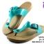รองเท้าแตะ Monobo โมโนโบ้ รุ่น Jello เจลโล่ สีฟ้าทะเล เบอร์ 5-8 thumbnail 3
