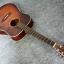 กีต้าร์โปร่ง ไฟฟ้า Electrical Guitar Sen รุ่น Profesional Top solid spruce thumbnail 4