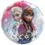 ลูกโป่งฟลอย์การ์ตูน เจ้าหญิงโฟรสเซนต์ทรงกลม - Round shape Frozen Princess Foil Balloon / Item No. TL-A097 thumbnail 5