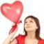 """ลูกโป่งหัวใจ สีแดง ไซส์ 11 นิ้ว แพ็คละ 10 ใบ (Heart Latex Balloon - Red Color 11"""") thumbnail 2"""