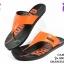 รองเท้าแตะGambol PU แกมโบล พียู รหัส GM31052 สีส้มดำ เบอร์ 39-43 thumbnail 3