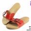รองเท้าแตะ Monobo Jello โมโนโบ้ รุ่น เจลโล่ สวม สีแดง เบอร์ 5-8 thumbnail 3