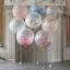 """ลูกโป่งกลมจัมโบ้ไซส์ใหญ่ 36"""" Latex Balloon RB DIMOND CLEAR 3FT สีใส/ Item No. TQ-43392 แบรนด์ Qualatex thumbnail 12"""