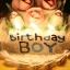 เทียนวันเกิด Birthday Boy สีฟ้า / Item No. TL-N006 thumbnail 1