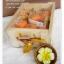 สบู่ส้ม มาดามเฮง (ลังไม้สบู่ส้มลูกใหญ่)Orange soap มาดามเฮง thumbnail 5