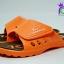 รองเท้าแตะ GAMBOL แกมโบล รุ่น GM 43102 สีส้ม/น้ำตาล เบอร์ 4-9 thumbnail 1