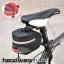 กระเป๋าใต้อาน กระเป๋าจักรยาน : สีดำ thumbnail 2