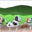 Pug Dog Walking Balloons - น้องหมาปั๊กบอลลูน / Item No. TL-K021 thumbnail 7