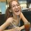 &#x1F453แว่นตาแฟชั่น #แว่นกรองแสง แว่นหยดน้ำ ใส่แล้วสวย กรองแสงจากจอมือถือ จอคอม thumbnail 5