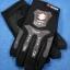 ถุงมือมอเตอร์ไซค์ผ้า แบบเต็มมือ SUZUKI สีดำ thumbnail 3