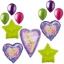 ลูกโป่งฟลอย์ลายทิงเกอร์เบลล์ ทรงหัวใจ (แพ็ค10ใบ) / Item No. TL-A020 thumbnail 3