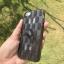 ** พร้อมส่งค่ะ ** เคส iPhone 5/5s/se ลายสาน สีดำใส thumbnail 3